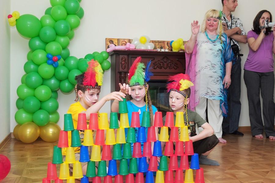 Детский день рождения дома сценарии праздника аленький цветочек детский праздник